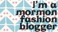 HOUSE OF TONG: Modest Fashion Bloggers.  I'm not Mormon, but I love the fashions i find on these blogs #teacher fashion