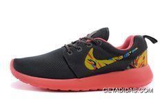 521d2b3751fa2 Nike Roshe Run 2 Womens Yellow Grey Pink TopDeals