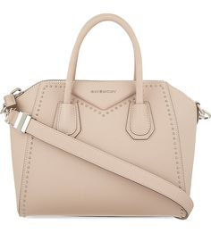 GIVENCHY - Antigona small studded leather tote | Selfridges.com