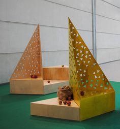 KATICA [prototipo] - Seduta modulare da esterno, vincitrice del SUN.LAB for a Creative Outdoor 2011