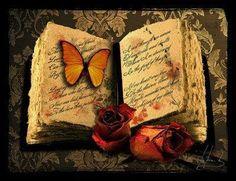 CoisasMinhas: Certa palavra dorme na sombra de um livro raro. Co...