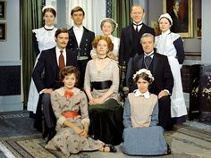 Upstairs, Downstairs - Scrapbook - Group shots