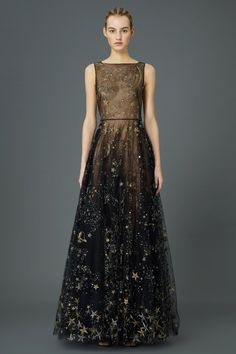 Beautiful Space Dresses Are the Star of Valentino's Pre-Fall 2015 Collection   Page 2   The Mary Sue