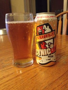 CynicAle from Surly Brewing