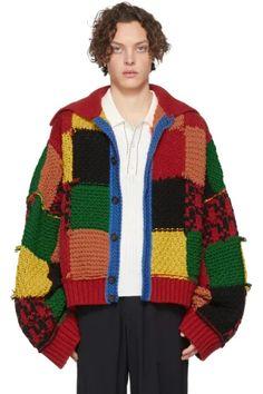 Jw Anderson for Men Collection Cute Fashion, Diy Fashion, Fashion Outfits, Fashion Design, Crochet Clothes, Diy Clothes, Harry Styles Clothes, Crochet Fashion, Retro Outfits