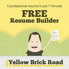 Resume Builder | Free Online Resume Builder http://www.resume-help ...