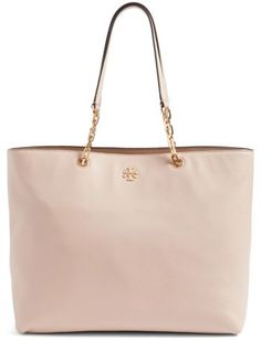 Tory Burch Frida Pebbled Leather Tote - Beige  http   shopstyle.it acd958a6a7