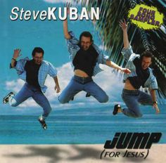 Jump For Jesus!, by Steve Kuban Soca Music, I Will Fight, Hebrew Words, Praise The Lords, Holy Spirit, Gods Love, Cover Art, Singing, Faith