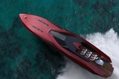 The Gran-Tender 72′ Powermachine by the yacht-masters at KEYFRAMESTUDIO is a redesign of the speed world record holder, the Viareggio-Izmir. The GT72 combines luxury and comfort with speed and power, making it the ultimate entertainment vessel.