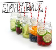 Stay refreshed this summer with these infused water recipes. They are a delicious and healthy alternative to sugary drinks. Healthy Detox, Healthy Drinks, Easy Detox, Healthy Water, Diet Detox, Healthy Summer, Stay Healthy, Healthy Snacks, Healthy Eating