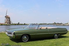 LaSalle Classic Cars | Collection | 1969 Chrysler Newport Convertible, € 16.950,-