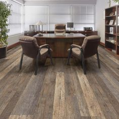 LifeProof Multi-Width x 47.6 in. Stafford Oak Luxury Vinyl Plank Flooring (19.53 sq. ft. / case)-I1148105L - The Home Depot