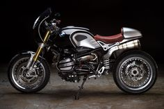 Revival Cycles Custom Build: 2014 BMW R nineT - The Bison