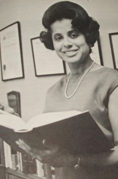 Patricia Roberts Harris (1924-1985) became the first African American woman to serve the nation as Ambassador, the first African American woman to become dean of a law school ,and the first woman to serve in a Presidential Cabinet. She graduated from Howard University summa cum laude in 1945. She graduate first in her George Washington Law School Class. #BlackHistory #HowardUniversity