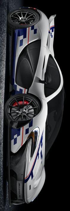 McLaren P1 Prost by Levon