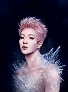 Ice by omurizer on DeviantArt