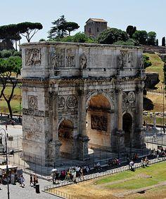 Arco di Costantino - Rome