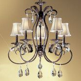 Found it at Wayfair - Manilla II 5 Light Chandelier