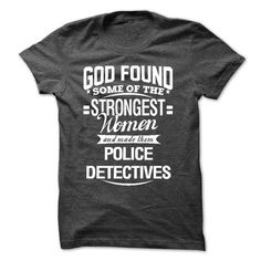 I am A POLICE DETECTIVES T Shirts, Hoodies. Check price ==► https://www.sunfrog.com/LifeStyle/I-am-aan-POLICE-DETECTIVES-59329679-Guys.html?41382