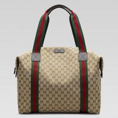 566eff636 Gucci 233050 F4f5r 9791 Large Carry-On Duffel Gucci Damen Reisen Gucci Bags  Outlet,