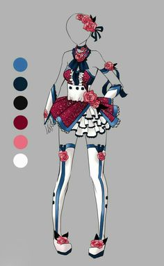 This is if Ciel Phantomhive was a magical girl right?