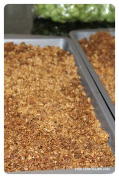 Hey Home Brewers! Don't waste your spent grains! Try these spent grain recipes! They're yummy! #spentgrains #recipes #homebrew
