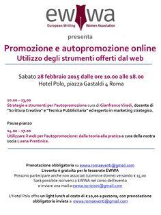 Workshop-Promozione e autopromozione online