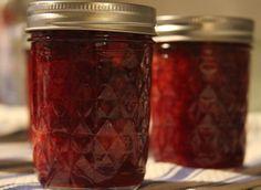 Strawberry Rhubarb Freezer Jam