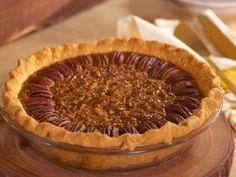 Pecan Pie recipe from Nancy Fuller via Food Network
