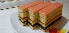 Poppy Cake, Vanilla Cake, Nutella, Cake Recipes, Cheesecake, Food And Drink, Sweets, Cookies, Breakfast