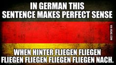 But hey, don't worry! Sometimes German is just as confusing even for Germans.