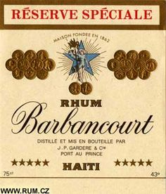 Collection No. 4: Rum and Bubbles