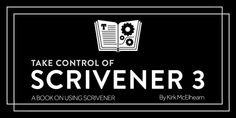 Image: Take control of Scrivener 3