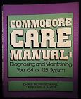 Commodore CARE Manual : Diagnosing and Maintaining Your 64 or 128 System RARE C - http://electronics.goshoppins.com/vintage-computing/commodore-care-manual-diagnosing-and-maintaining-your-64-or-128-system-rare-c/