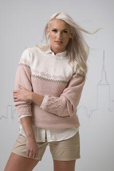 Vilde sweater - Design for Viking of Norway