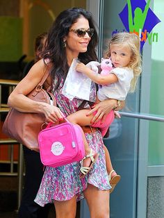 Bethenny Frankel with her Personalized Lunchbox from Stuck on You. Pic from RIDING HIGH. Shop them > www. Bethenny Frankel, Stuck On You, Star Track, July 9th, Steven Tyler, Child Face, Lea Michele, New Love, Gifts For Kids