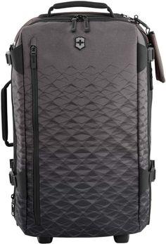 39eadfa08f Victorinox Vx Touring 2-in-1 Carry-On Expandable Duffel Bag Skate Wheels