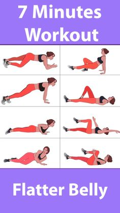 Workout Exercise Are you tired of a big belly? Have you tried everything to make it flat? Then try this short belly fat burning workout/exercise which will make your belly flat and your beauty will come again. Workout For Flat Stomach, Belly Fat Workout, Flatter Stomach Workouts, Flat Stomach Diet, Tummy Workout, Flat Tummy, Workout Tanks, Workout Gear, Fitness Workouts