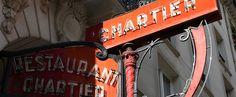 Restaurant Bouillon Chartier – Restaurant traditionnel à Paris - Home