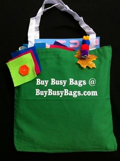 Busy Bag Activities, Toddler and Preschooler on The Go Educational Activities | eBay