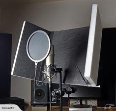 Studio Portable Vocal Booth | Trade Me: