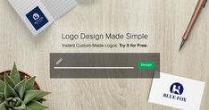 Create a logo and develop a unique brand identity in 5 minutes. Our logo maker and branding tools will get your brand noticed and help grow your business.
