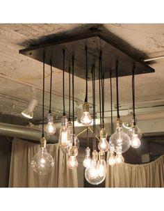 Model home lighting fixtures