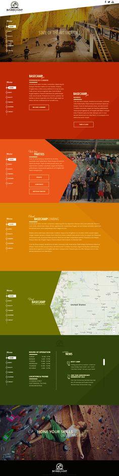 website by Firechameleon #webdesign
