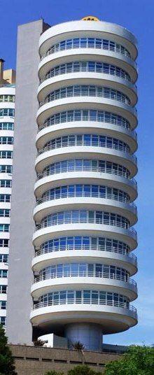 Suíte Vollard: o 1º edifício giratório do mundo - 3