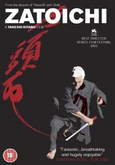 The Blind Swordsman: Zatoichi DVD ~ Takeshi Kitano's remake