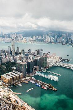 "wearevanity: ""View from Hong Kong| Twitter | WAV"" +"