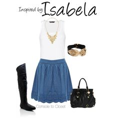 """Isabela (Dragon Age)"" by ladysnip3r on Polyvore"