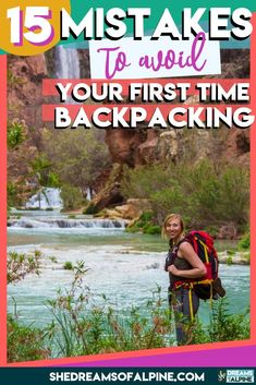 Backpacking for Beginners: 15 Rookie Mistakes To Avoid Your First Time Backpacking — She Dreams Of Alpine, Bushcraft camping, Hiking Tips, Camping And Hiking, Hiking Gear, Hiking Backpack, Camping Tips, Backpacks For Hiking, Hiking Shoes, Backpacking Backpacks, Solo Camping