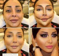 Структурирование лица